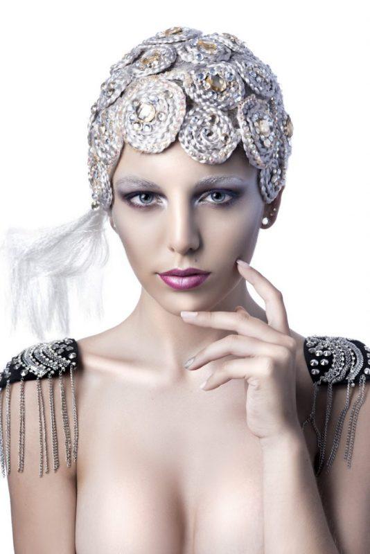 retrato maquillaje